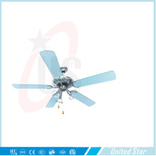 52 Inch High Quality Decorative Ceiling Fanwithout Light