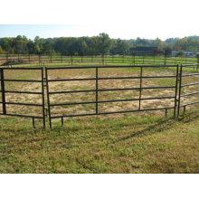 Забор пастбища для крупного рогатого скота