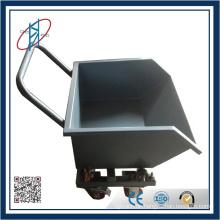 ISO9001 Stahl Dump Hopper
