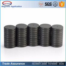 China Factory Small Rod Shape Ferrite Magnet