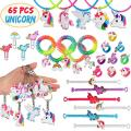 UNICORN PARTY SUPPLIES SET-0