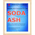 Безводный карбонат натрия кальцинированная Сода нет CAS 497-19-8/7542-12-3