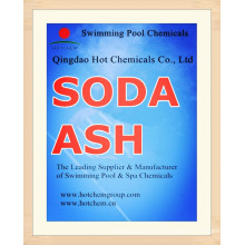 Промышленный карбонат натрия ранга нет CAS 497-19-8/7542-12-3 (Сода кальцинированная)
