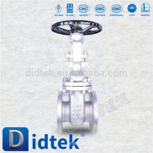 Válvula de compuerta DIN DN150 DIN Fast Shipping de Didtek