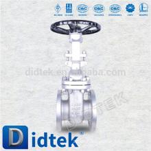Didtek Fast Shipping Steam DN150 DIN Gate Valve