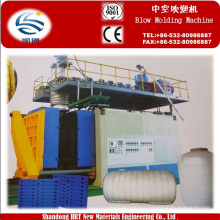 1000L 2 Layers Automatically HDPE Tank Blow Moulding Machine