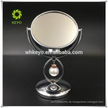 2017 Trending Produkte 3X Vergrößerung niedlichen Tisch Spiegel Desktop Make-up Spiegel