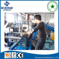 Leiter-Typ Kabelrinne Maschine