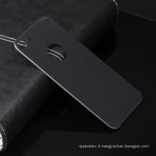 Nouvelle arrivée 3D verre trempé protecteur d'écran couverture arrière housse de téléphone portable pour apple iphone 8, 8 plus