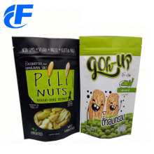 Resealable Aluminum Foil Packaging Bags For Nuts