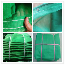 100% nuevo hdpe green Construction Safety Net