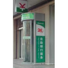 Safety Circular Automatischer ATM Kiosk