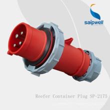 Saipwell Reefer Контейнер Электрическая вилка Аксессуары IP67 / 32A / 4P / 3H