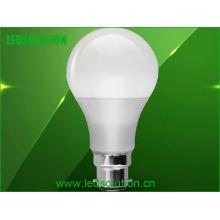 Iluminação de lâmpada LED B22 de venda quente