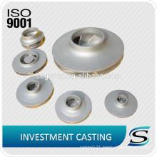 casting small metal parts
