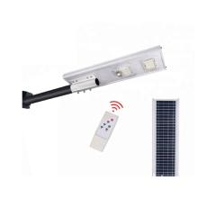 Lampadaire solaire LED avec télécommande