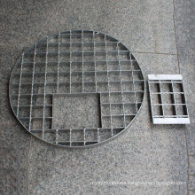 Good Price Checkered Plate Trench Cover Stainless Steel Drain Grate