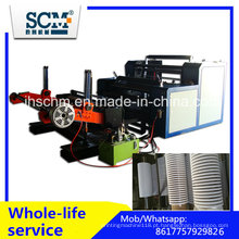 Máquina de corte e rebobinamento de papel
