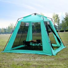 Barraca de acampamento luxuosa líquida do estilo novo barraca de acampamento luxuosa grande