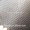 feuille de caoutchouc antichoc anti-dérapants / cheval et vache stables mat