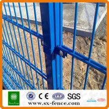 prix de clôture de jardin enduit de PVC
