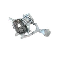 Parte de fundición de baja presión de aleación de aluminio