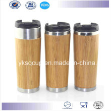 Wholesale 16oz Custom BPA Free Travel Coffee Mug Without Handle