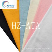 C100 20 * 12 40 * 42 Baumwolle gefärbt gebürstet Großhandel Farbe doppelseitigen Flanell Stoff