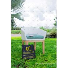 2017 Modern Patio Garden Dining Chair Synthetic PE Rattan Wicker Furniture