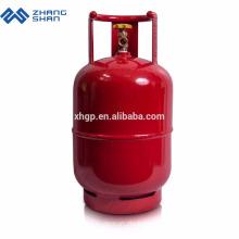 Hot Selling Stahl Made 11kg LPG Gasflasche mit wettbewerbsfähigen Preis