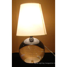 Crystal Base Hotel Room Bedside Table Lamp with CE Standard