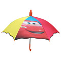Parapluie à la mode de dessin animé arc-en-ciel parapluie droit
