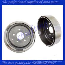 211609615 609210007 2116096151 tambours de frein arrière pour volkswagen transporter