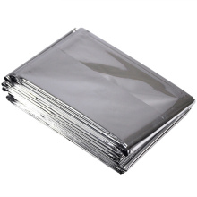 Aluminium foil survival emergency thermal blankets
