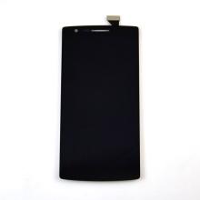 Pantalla de pantalla LCD del teléfono celular para uno más uno con el digitizador del tacto