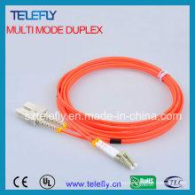Sc-LC многомодовый кабель-патч-корд