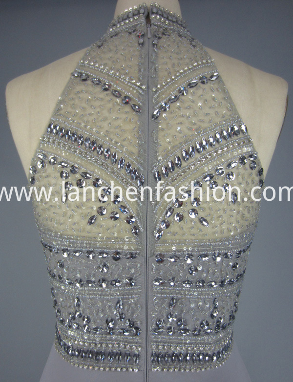 Crystal Beading dress