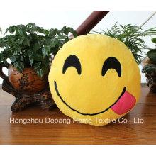 New Design Emoticon Plush Emoji Pillow