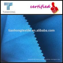 lycra algodão escovado tecidos de algodão do Calvário do twill tecido/pêssego sarja/todos os tipos de estiramento de tecidos sarja