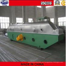 Máquina secadora de lecho fluido vibrante de sulfato de magnesio