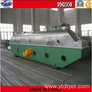 Puffed Food Vibrating Fluid Bed Drying Machine