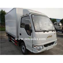 JAC 1-8 TON Refrigerator Trucks