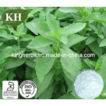 Edulcorante natural Extracto de Stevia Steviosides 80%, 90%, 95%, 98%; Rebaudiosido a 95% - 98%