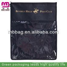 черный цвет прочный дешевые оптовая белье мешок ювелирных изделий
