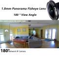 Отсутствие поддержки камеры с панорамным видом черного края NVR Широкоугольная камера с объективом 2MP до 5MP
