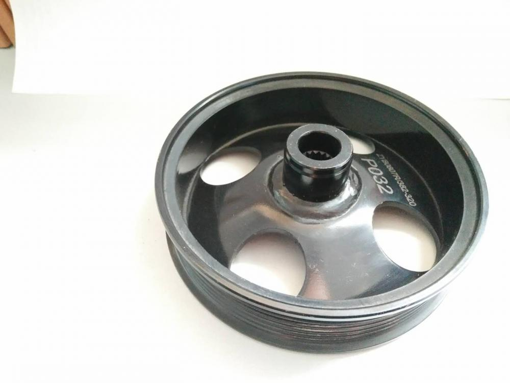 E-coating Steering Pulley