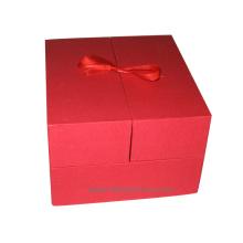 Fancy Paper Strong Packaging Paper Box pour vêtements de chaussures cadeaux
