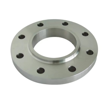 Brida de junta de regazo ASME B16.5 de acero inoxidable