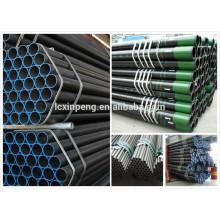 ASTM A106 GR.B SCH 40/80, одноцилиндровый, бездефектный стальной бесштоковый трубопровод