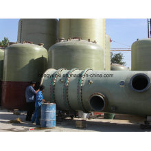 Fiberglass Tanks to Suit Various Corrosive Environments